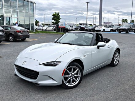 2017 Mazda MX-5 GX + BLUETOOTH + TOIT SOUPLE
