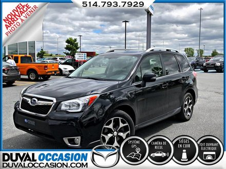 2016 Subaru Forester 2.0XT Limited + NAVIGATION + TOIT OUVRANT