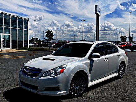 2012 Subaru Legacy 2.5GT LIMITED + NAVIGATION + TOIT OUVRANT