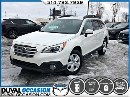 Subaru Outback 2.5i + SIÈGES CHAUFFANTS + CLIMATISATION 2016