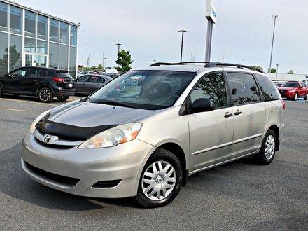 2008 Toyota Sienna CE 7 Passenger + PNEUS NEUFS