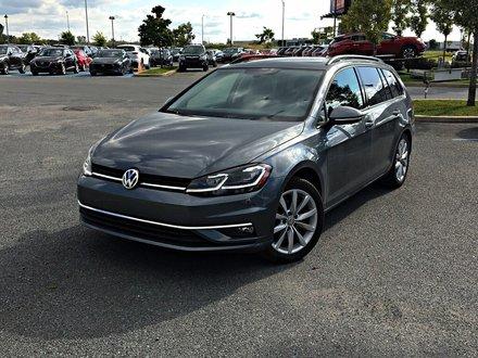 2018 Volkswagen GOLF SPORTWAGEN 1.8 TSI Comfortline + TOIT PANORAMIQUE + CUIR