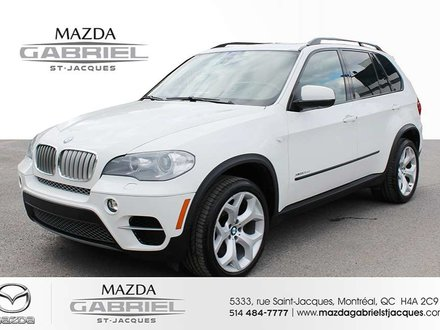 BMW X5 XDrive35d +BLUETOOTH+CRUISE+DIESEL 2013