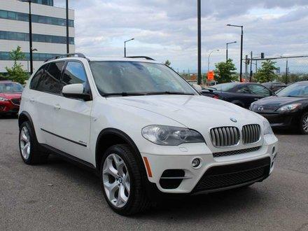 2013 BMW X5 XDrive35d +BLUETOOTH+CRUISE+DIESEL