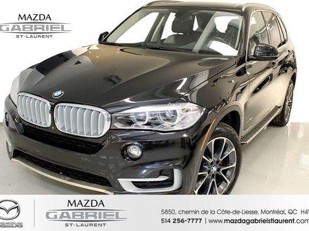 BMW X5 XDrive35i + JAMAIS ACCIDENTÉ + TOIT PANORAMIQUE 2015