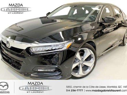 "2018 Honda Accord Touring+TOIT CUIR + ÉCRAN 8"""