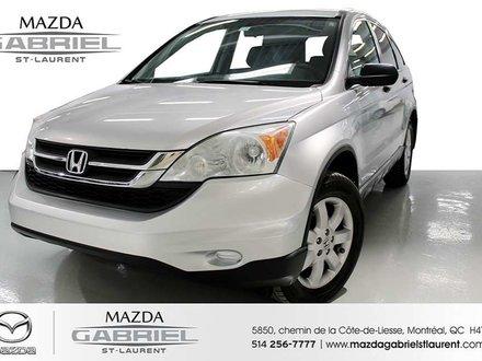 2011 Honda CR-V LX + JANTES +  +REGULATEUR DE VITESSE + GRP ELECTRIQUE