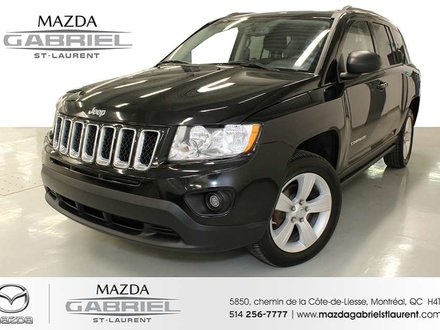 2012 Jeep Compass Base 4WD + JANTES + CARPROOF +