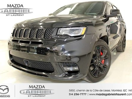 2017 Jeep Grand Cherokee SRT 4WD + jantes