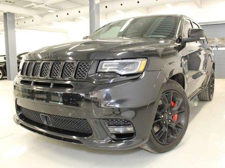 2017 Jeep Grand Cherokee SRT 4WD + jantes