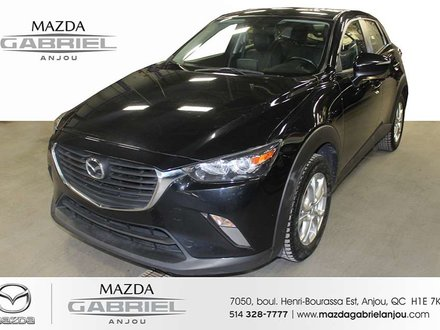 2016 Mazda CX-3 GS LUXURY+CAM