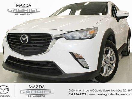 2016 Mazda CX-3 GS AWD + TOIT  JAMAIS ACCIDENTE + CAMERA DE RECUL
