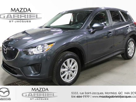 Mazda CX-5 GX FWD +BLUETOOTH+AC+CRUISE 2013
