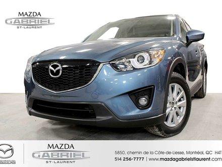 2015 Mazda CX-5 GS + TOIT +  SEULEMENT 52 000KM + 1 PROPRIO