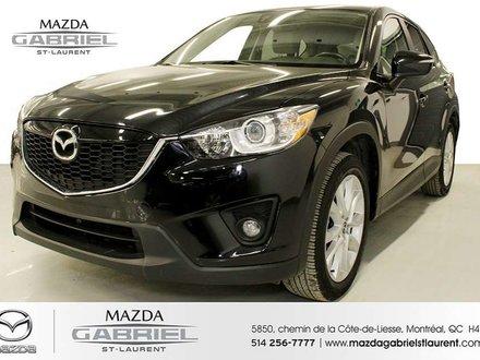 2015 Mazda CX-5 GT AWD TECH +  JAMAIS ACCIDENTE + UN SEUL PROPRIO