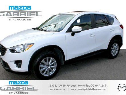 Mazda CX-5 GS FWD +BLUETOOTH+CRUISE+CAMERA DE RECUL 2016
