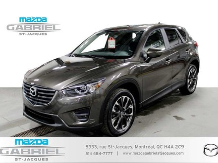 Mazda CX-5 GT AWD +BLUETOOTH+CRUISE+CUIR 2016