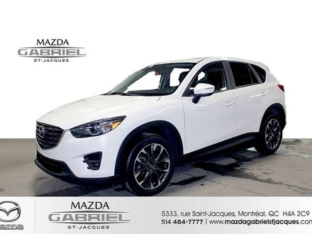 2016 Mazda CX-5 GT AWD +BLUETOOTH+CRUISE+CUIR