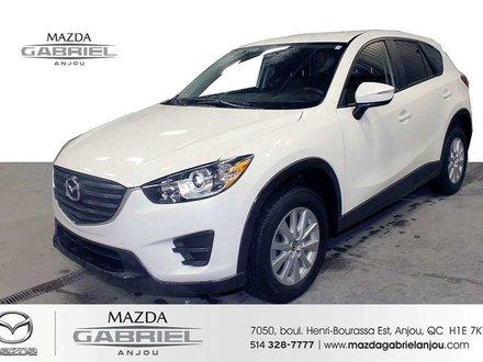 Mazda CX-5 GX+GPS+MAGS JAMAIS ACCIDEDNTE+BAS KM 2016