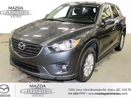 Mazda CX-5 GS+AWD+GPS JAMAIS ACCIDENTE 2016
