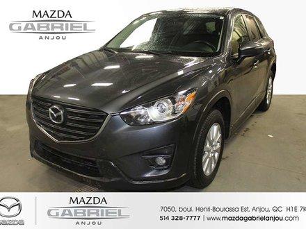 Mazda CX-5 GS+AWD+TOIT JAMAIS ACCIDENTÉ+ 1 SEUL PROPRIO!!!!!! 2016