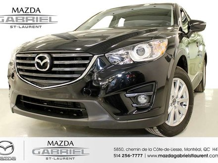 2016 Mazda CX-5 GS AWD + TOIT + BLUETOOTH + SIEGES CHAUFFANTS