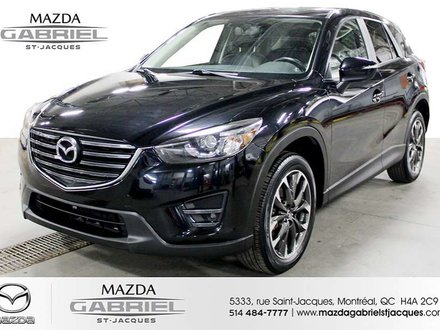 Mazda CX-5 GT AWD +BLUETOOTH+CRUISE+CAMERA DE RECUL 2016