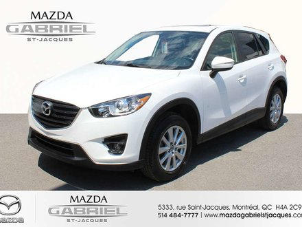 Mazda CX-5 GS AWD +BLUETOOTH+CRUISE+CAMERA DE RECUL 2016