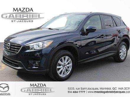 2016 Mazda CX-5 GS FWD +BLUETOOTH+CRUISE+CAMERA DE RECUL