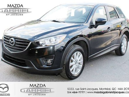 2016 Mazda CX-5 GS FWD +BLUETOOTH+CRUISE+CAMERA DE RECUL
