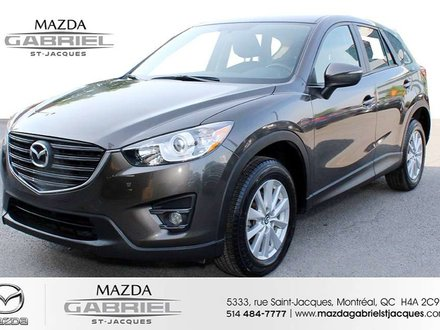 Mazda CX-5 Touring AWD +BLUETOOTH+CRUISE+CAMERA DE RECUL 2016