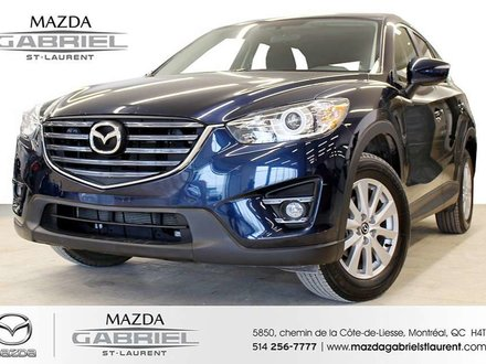 2016 Mazda CX-5 GS + Touring AWD NO ACCIDENT (CARFAX AVAILABLE) + ONE OWNER + LOW MILAGE