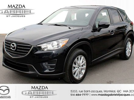 2016 Mazda CX-5 Sport 2.0 AT +BUETOOTH+CRUISE+AC