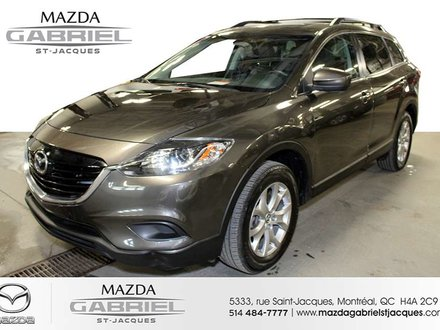 Mazda CX-9 GS-L AWD +BLUETOOTH+CRUISE+CUIR 2015