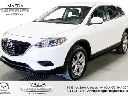 2015 Mazda CX-9 GS AWD +BLUETOOTH+CRUISE+CAMERA DE RECUL