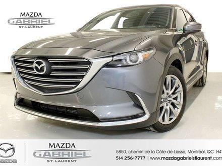 Mazda CX-9 GT AWD + JAMAIS ACCIDENTE + CUIR 2016