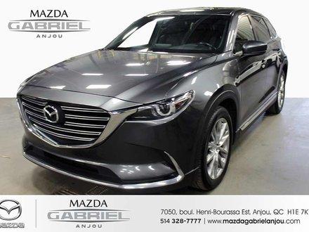 2016 Mazda CX-9 GT+JAMAIS ACCIDEN