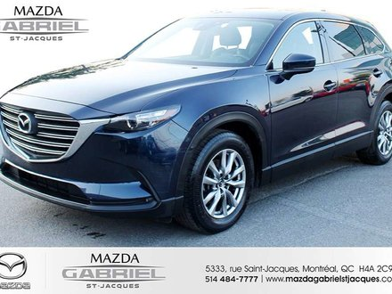 2016 Mazda CX-9 GS-L AWD +BLUETOOTH+CRUISE+CAMERA DE RECUL