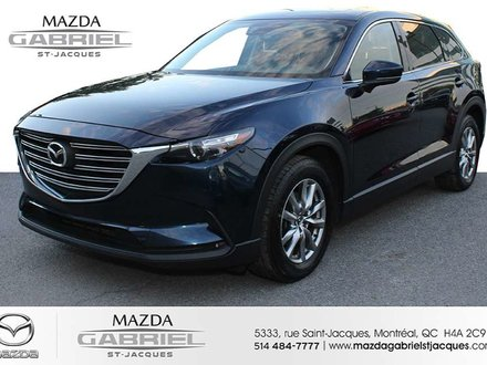 2016 Mazda CX-9 GS-L AWD +BLUETOOTH+CUIR+CAMERA DE RECUL+CRUISE