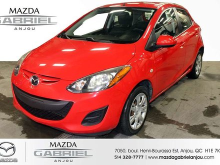 Mazda Mazda2 GX+A/C+BAS KM  PNEU HIVER+ETE 2011