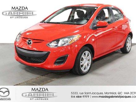 Mazda2 GS +CRUISE+AC+TRES BAS KM 2013