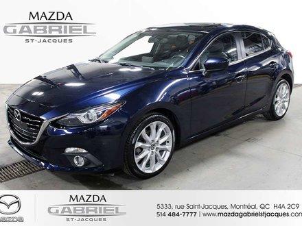 Mazda3 GT 2015