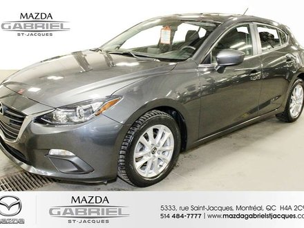 Mazda3 GS +BLUETOOTH+CRUISE+CAMERA DE RECUL 2015