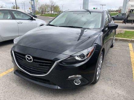 2015 Mazda Mazda3 GT+MANUEL
