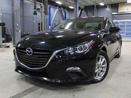 Mazda Mazda3 GS + TOIT +  CAMERA DE RECUL + SIEGES CHAUFFANTS 2016