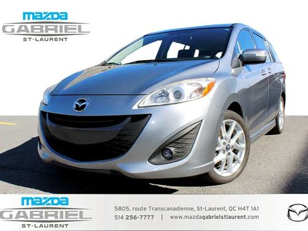 Mazda Mazda5 GT + BLUETOOTH+ JAMAIS ACCIDENTE + 2013