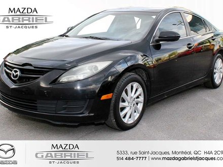 Mazda6 GS +BLUETOOTH+CRUISE+BAS KM 2011