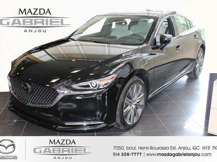 Mazda6 SIGNATURE NEUF ********LIQUIDATION MAZDA 6 GT SIGNATURE 2018 NEUF********* 2018