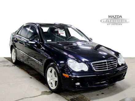 Mercedes-Benz C-Class C280 Luxury 4Mati 2007