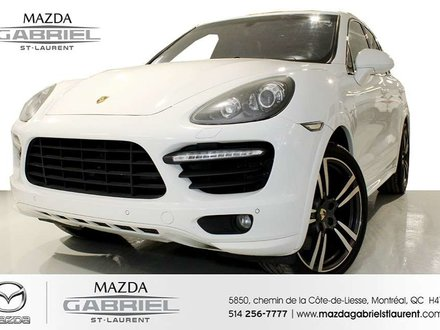 Porsche Cayenne Turbo                  Pre-owned vehicle 2013 Porsche Cayenne Turbo  $ 79,999       Covered by the Porsche Approved Certified Pr 2013